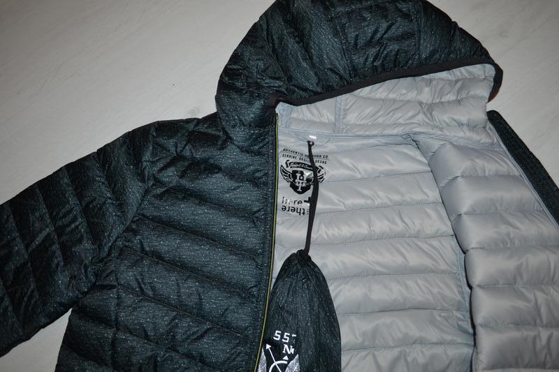 Пуховик, пуховая куртка c&a angelo litrico - Фото 5