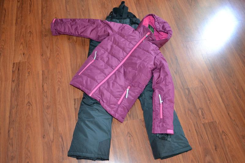 Лыжный костюм куртка и штаны подросткам.