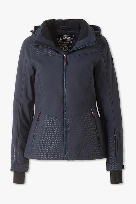 Зимняя лыжная куртка killtec большой размер