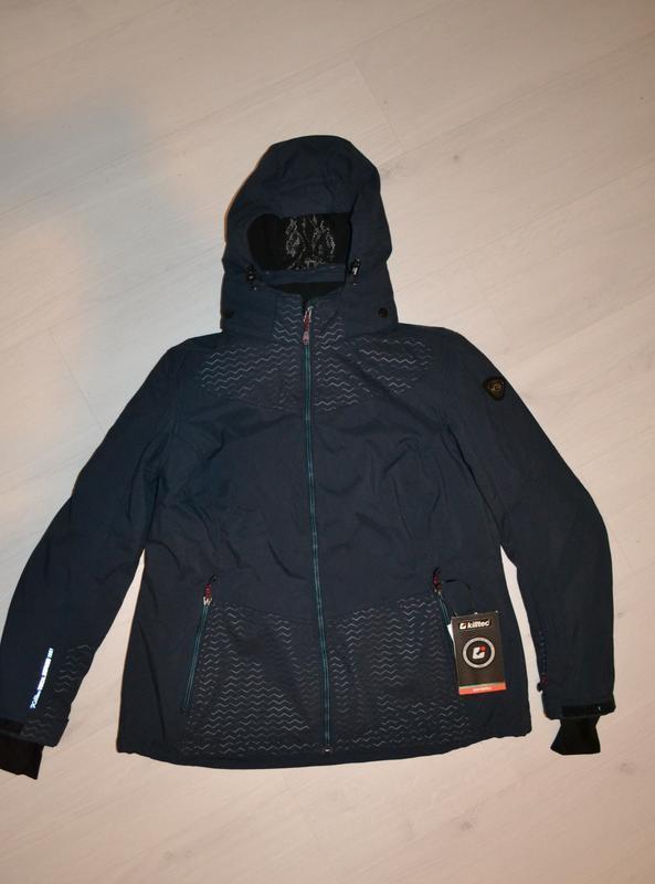 Зимняя лыжная куртка killtec большой размер - Фото 3