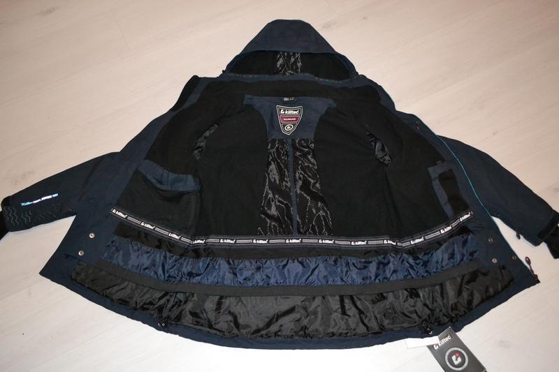 Зимняя лыжная куртка killtec большой размер - Фото 4