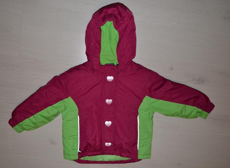Куртка lupilu рост 86 - 92 см