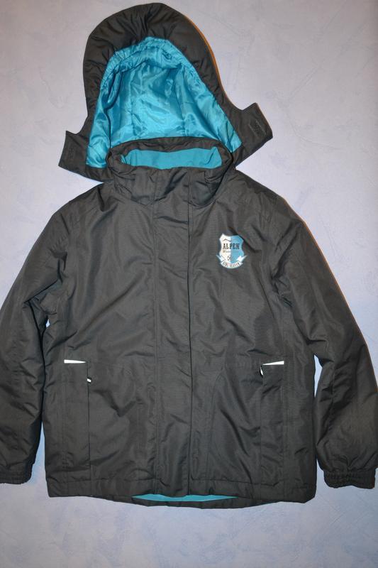 Куртка зимняя термо crivit термокуртка р. 134-140 см