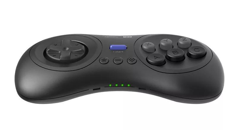 Bluetooth-геймпад 8BitDo M30 в стиле SEGA для ПК/Switch/Raspberry - Фото 2