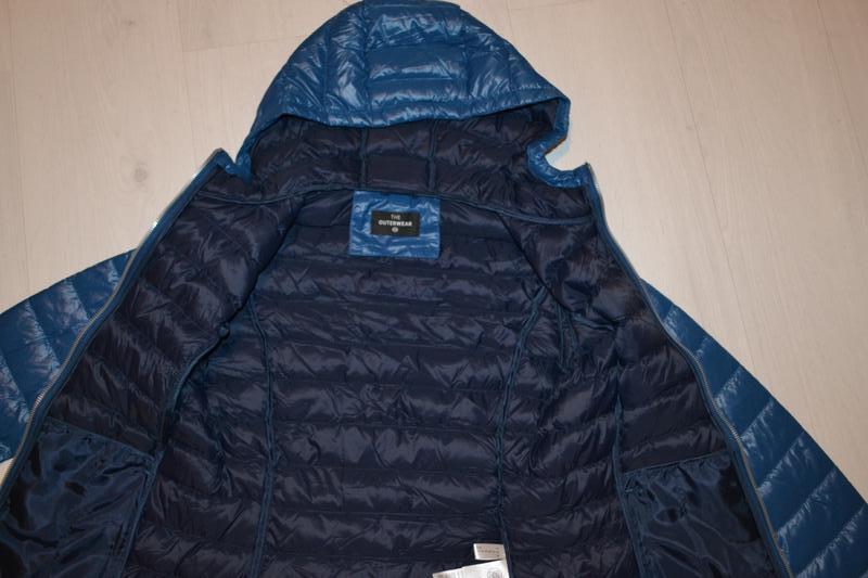 Куртка, легкий пуховик c&a германия р. xs-s - Фото 4