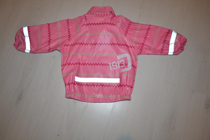 Куртка, непромокайка, ветровка, дождевик didriksons р.80