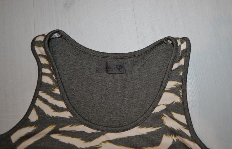 Трикотажное платье, сарафан размер s - Фото 3