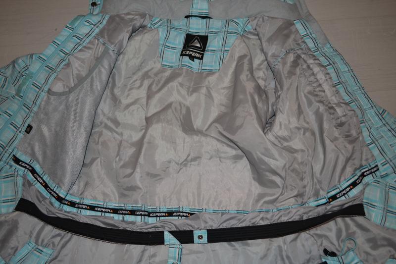 Лыжная куртка размер s - Фото 2