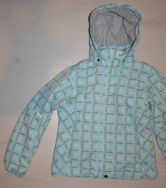 Лыжная куртка размер s - Фото 3