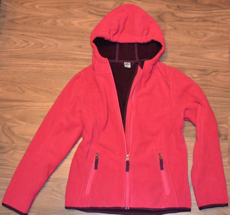 Ветровка, куртка флисовая softshell crane рост 152 см