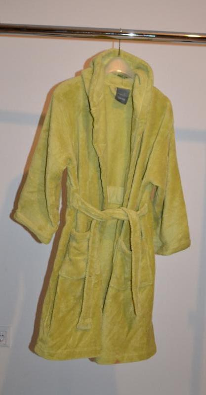 Теплый халат рост 134-140 см