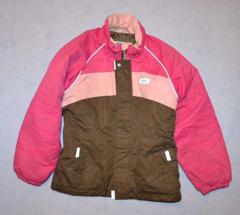 Куртка термо, lassie рост 116 см
