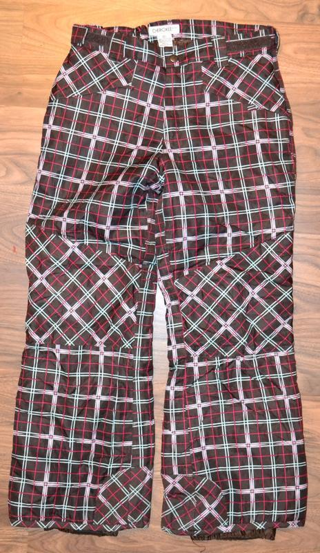 Зимние лыжные штаны cherokee на 10-12 лет