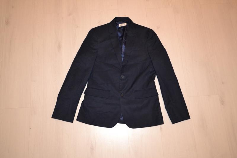 Пиджак, школьный пиджак  h&m рост 170 см на 14 лет