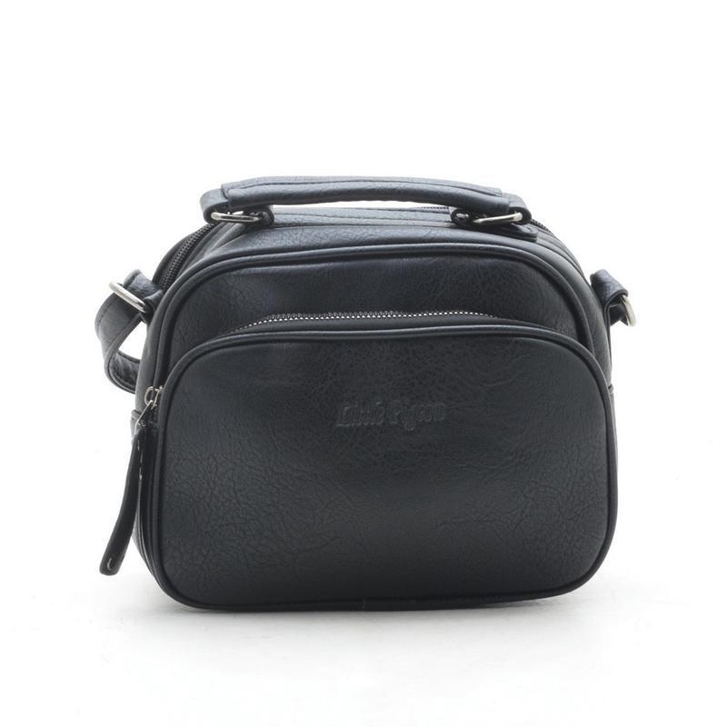 3 цвета! черный клатч 11787 black бочонок сумка кросс боди