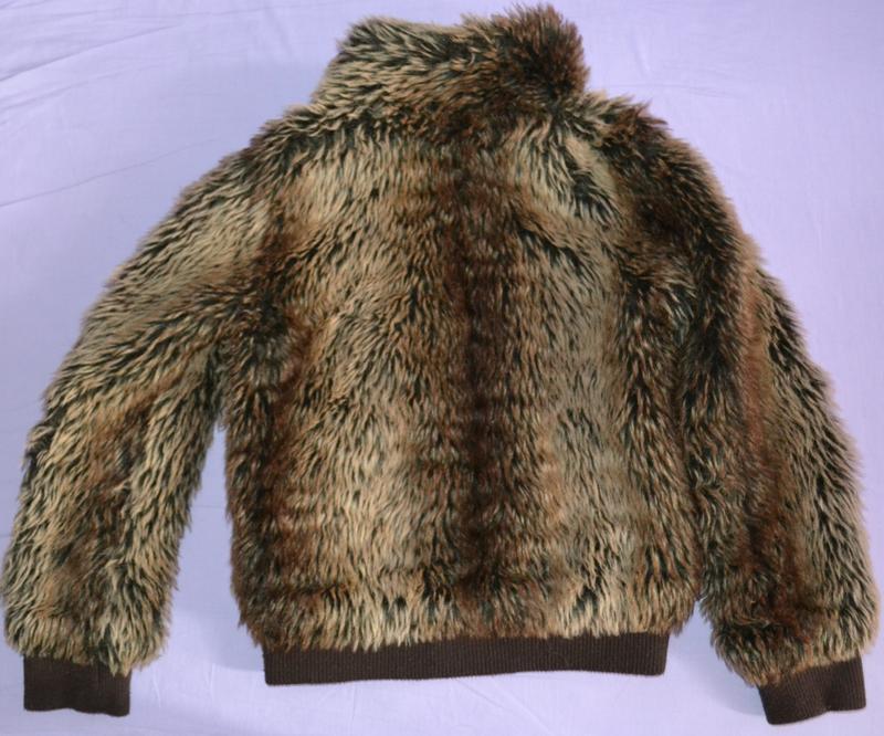 Куртка меховушка, шубка на 9-10 лет, рост 140 см
