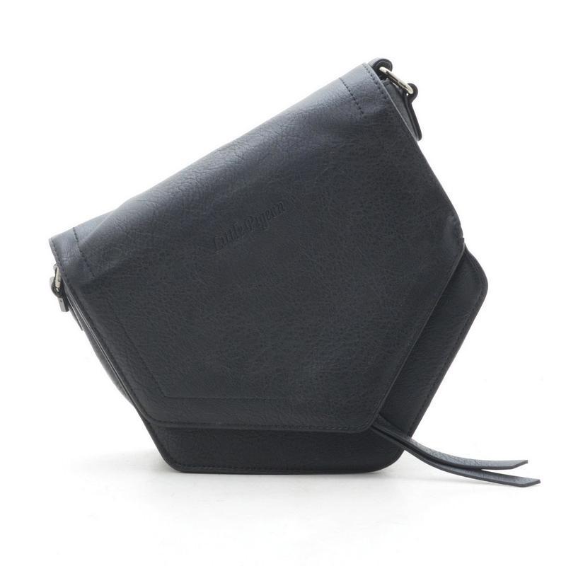 4 цвета! черная сумка кросс боди 73484 black клатч