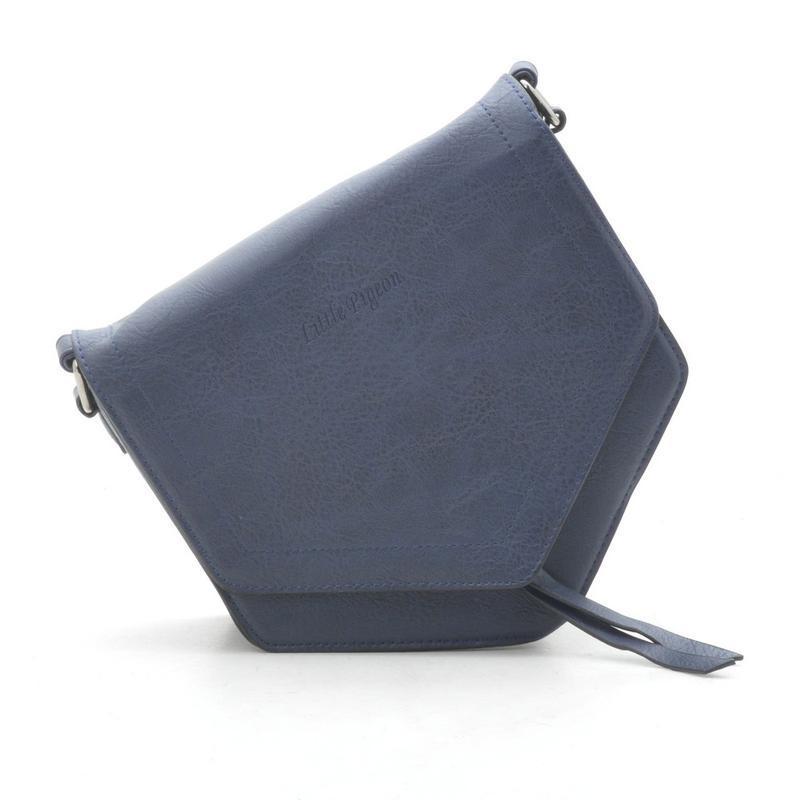 4 цвета! синяя сумка кросс боди 73484 blue клатч