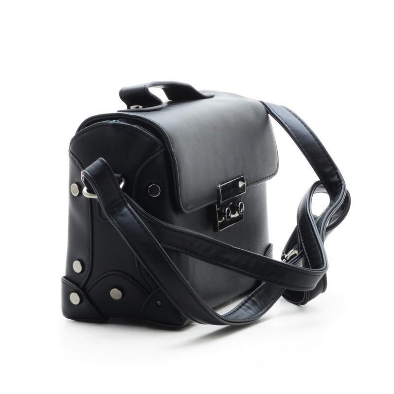 4 цвета! черная сумка кросс боди w888 black клатч бочонок