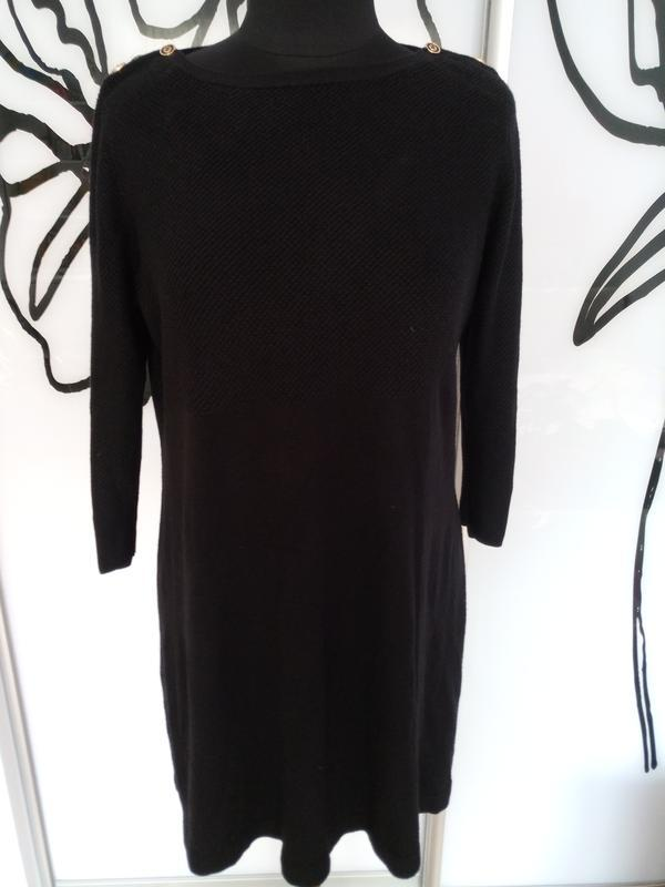 """""""маленькое""""черное трикотажное платье от f&f"""