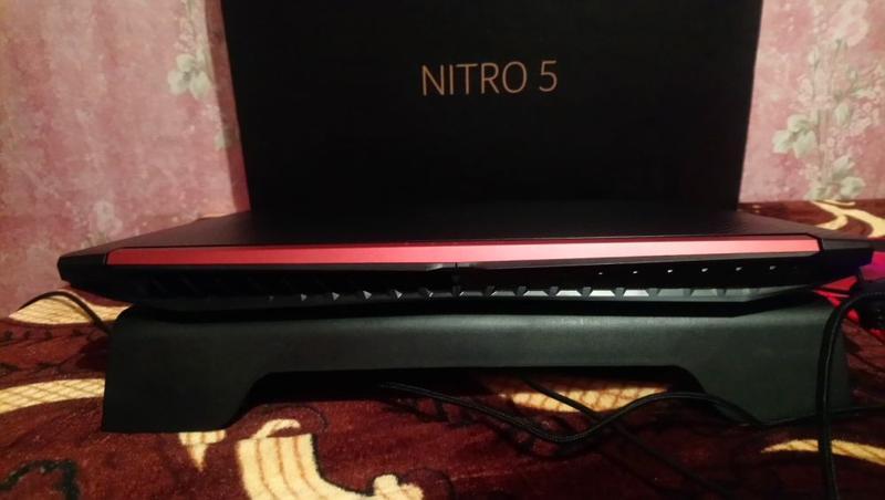 Acer Nitro 5 AN515-52 (NH.Q3LEU.019) Shale Black