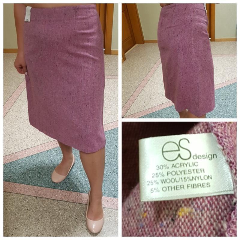 Теплая юбка design