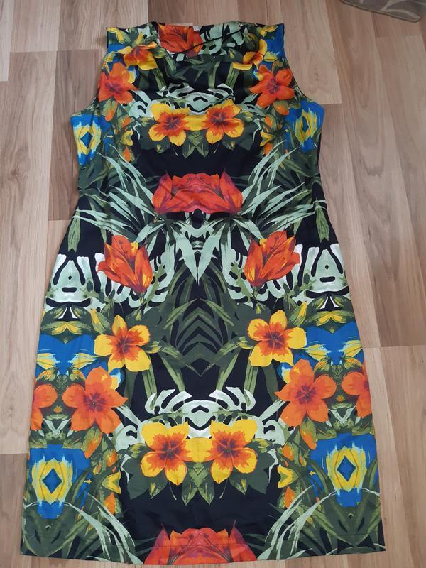 Яркое платье - Фото 2