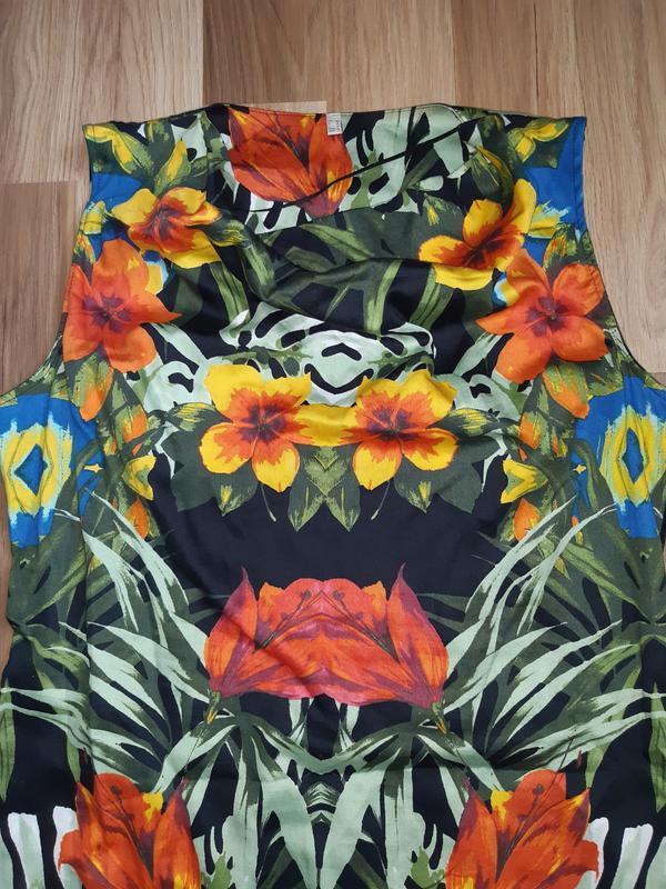 Яркое платье - Фото 4