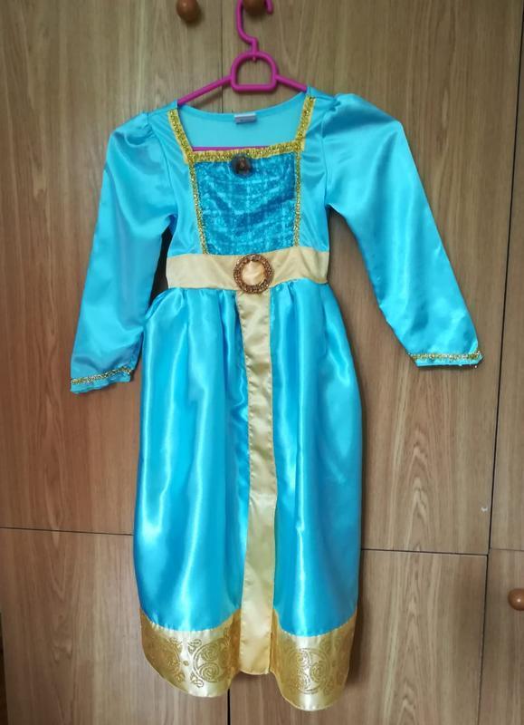 Платье принцесси карнавальное платье на утреник