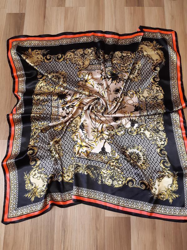 Платок натуральный шелк