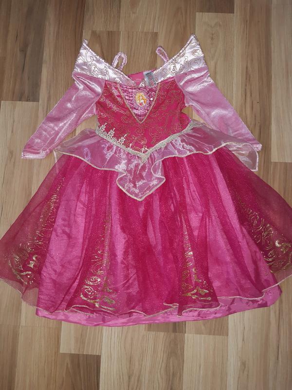 Карнавальное платье принцессы на утреник