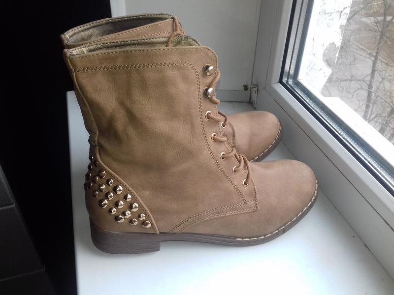 Новые ботинки сапоги 37р