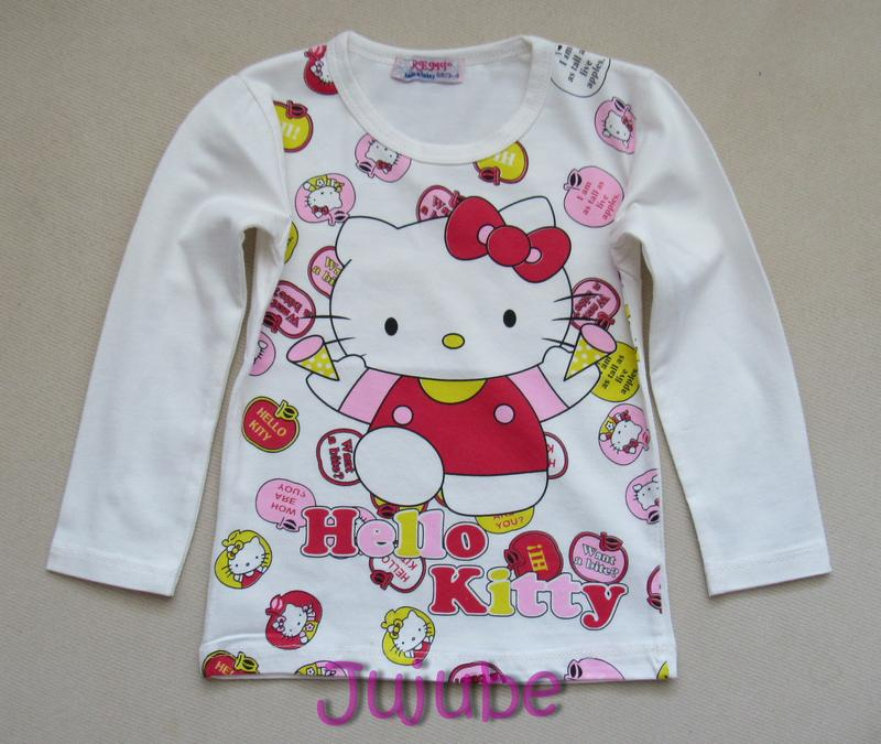 "Реглан ""Hello Kitty"" р.98, 128, 134"