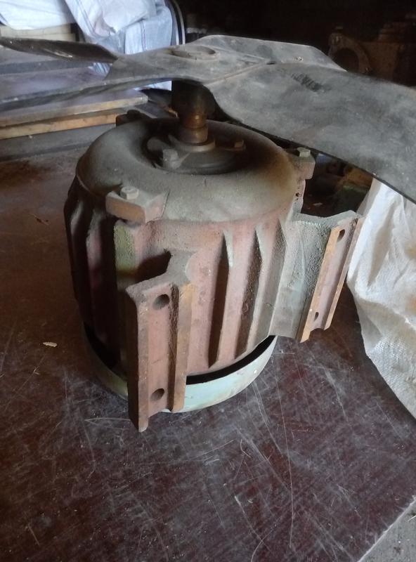 Электродвигатели промышленные 1
