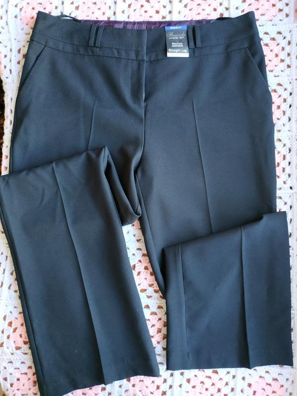 Новые фирменные классические брюки peacocks - Фото 2