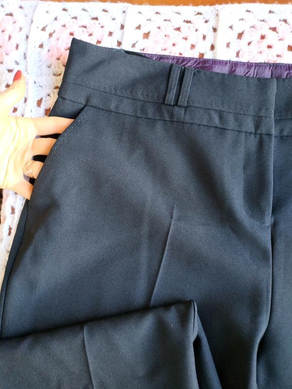 Новые фирменные классические брюки peacocks - Фото 8