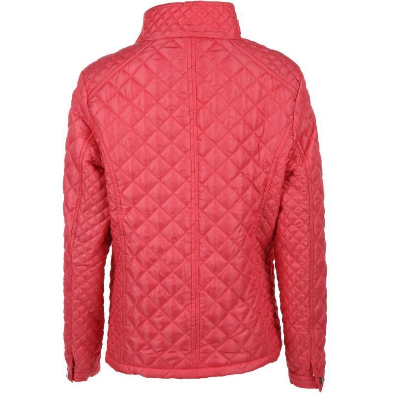 Модная куртка большого размера из легкого стеганого материала ... - Фото 2