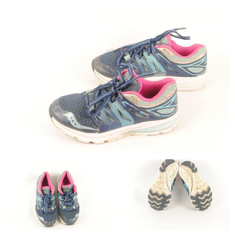 № 14/1  кроссовки для девочки  saucony  размер 32.