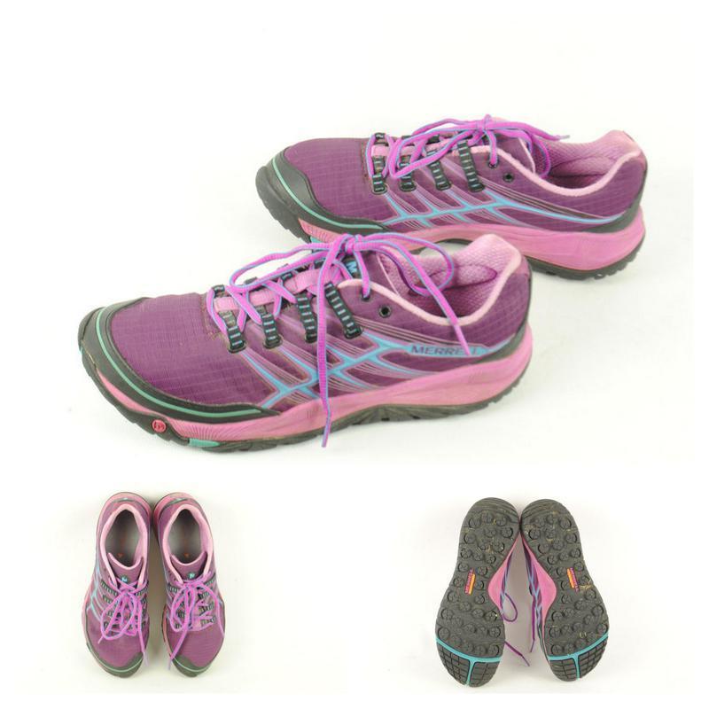 № 17/34  женские кроссовки merrell размер 41