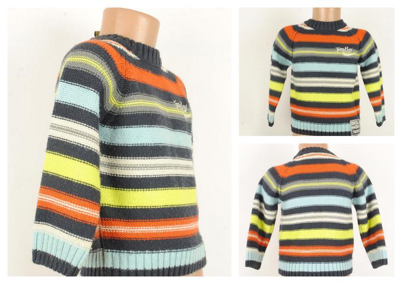№ 16/44  свитер  tony boy для мальчика возраст 3 года