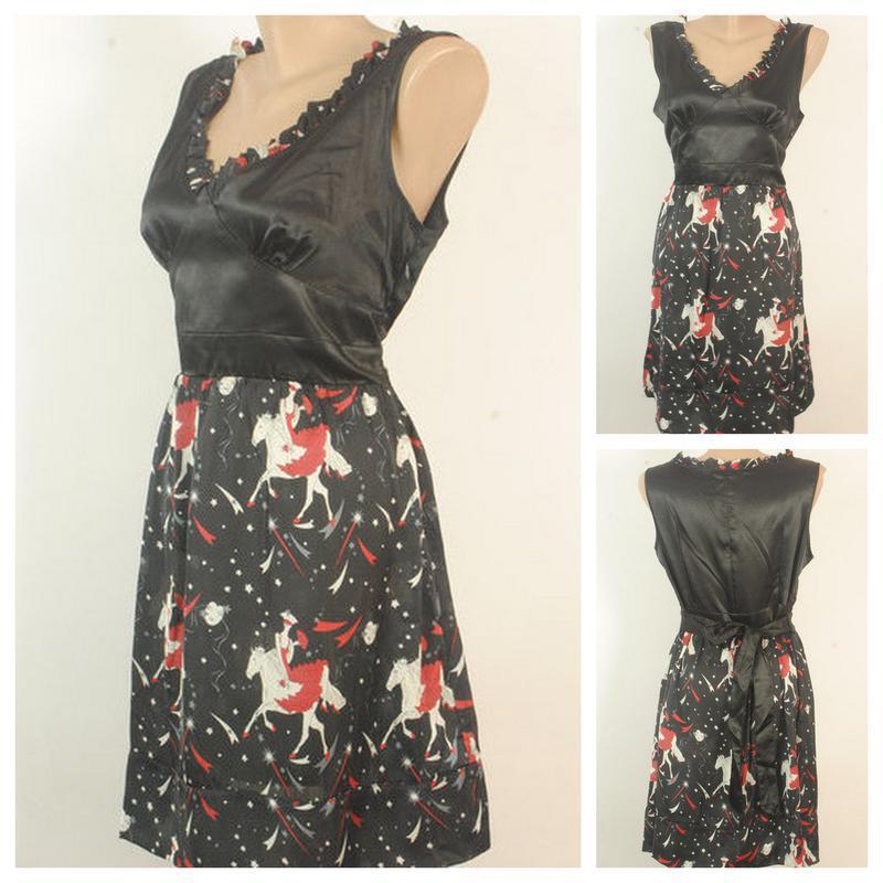 Летнее платье размер 46/48 (l)