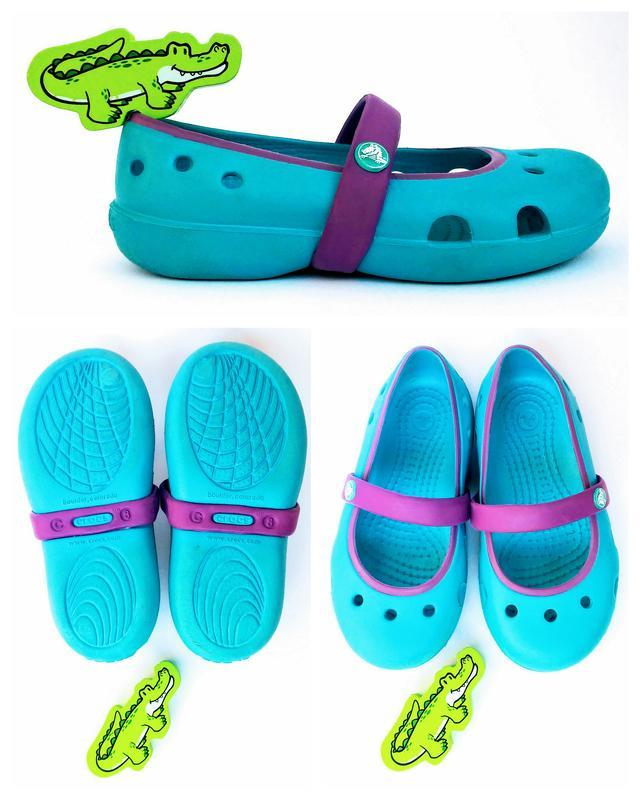 Crocs крокс с8 25 размера