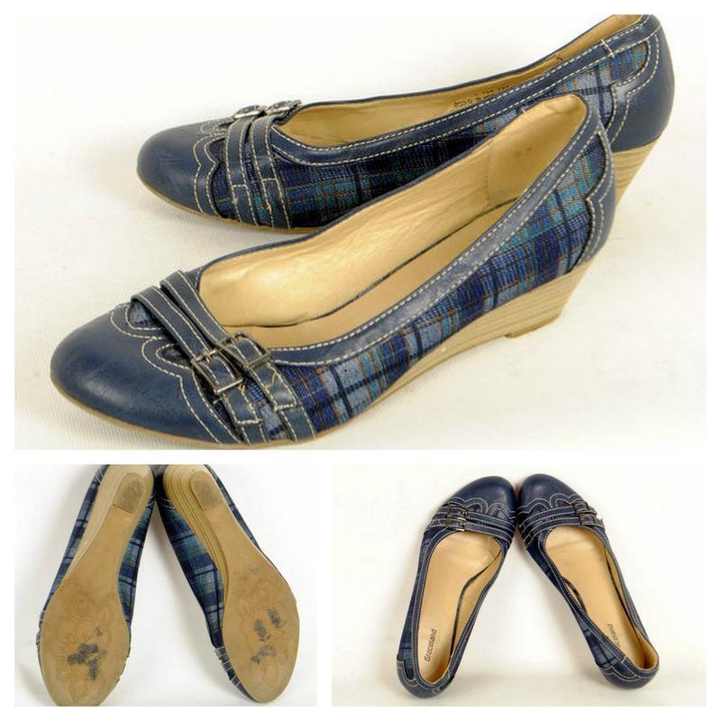 12/27 туфли женские graceland размер 39