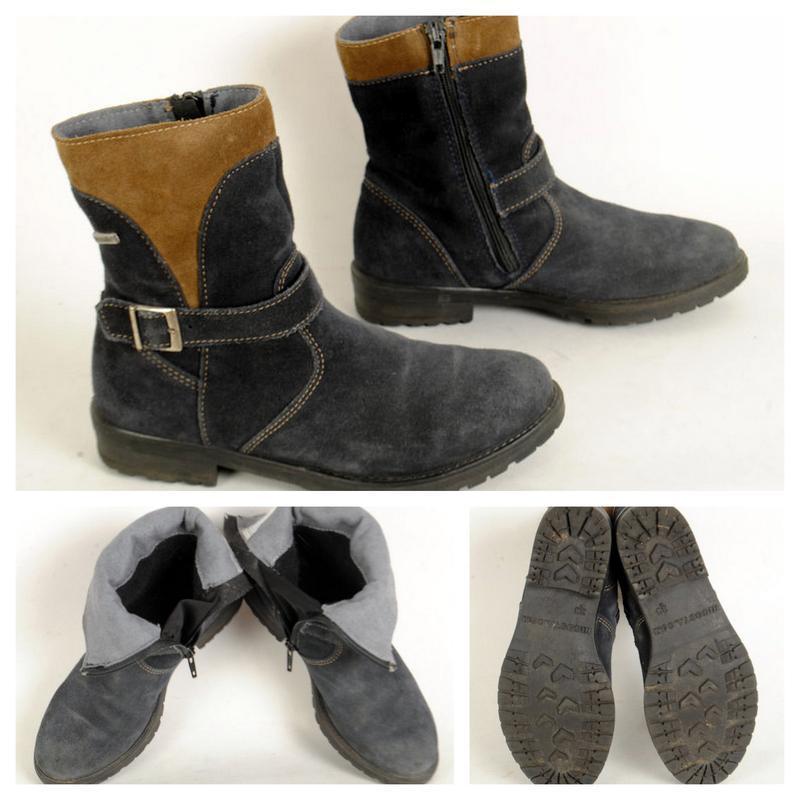 17/64 ботинки демисезонные унисекс ricosta размер 33