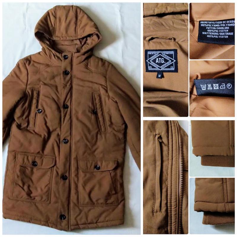 Парка куртка authentic original. size м