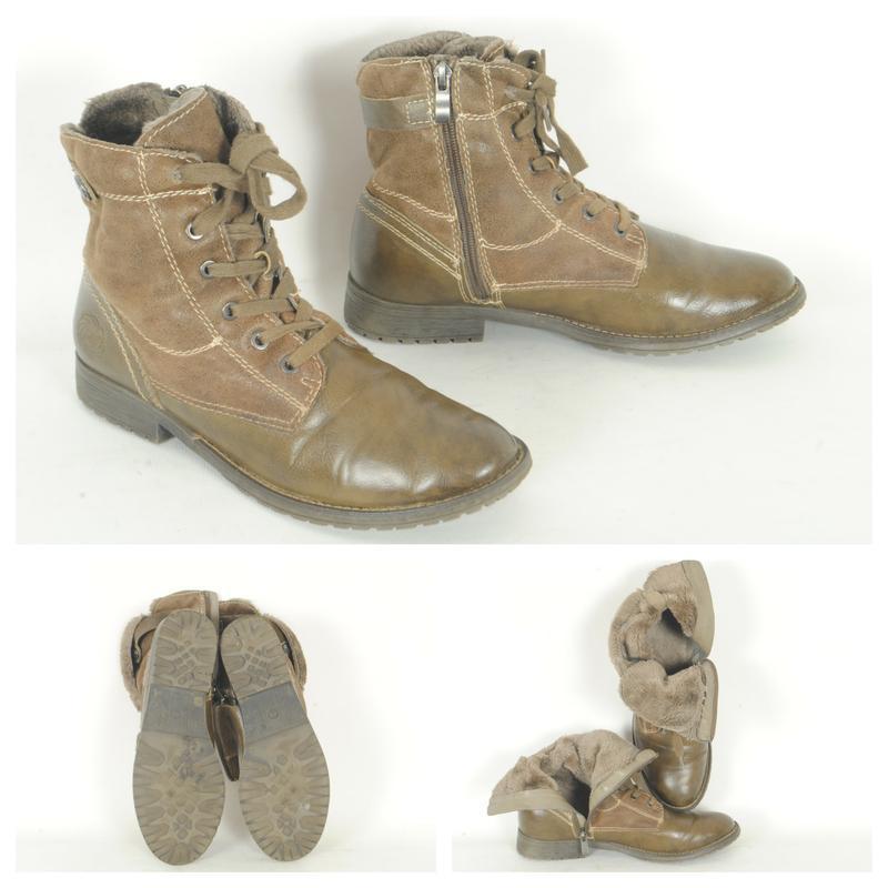 20/18 ботинки женские демисезонные размер 40.