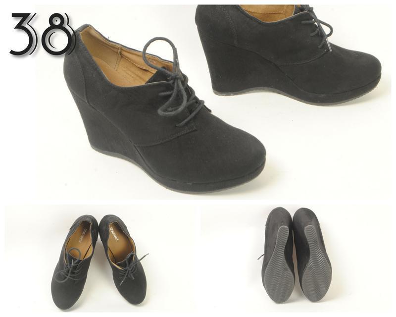 11/4 женские туфли graceland размер 38