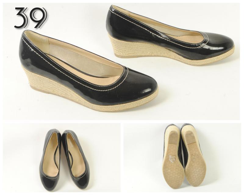 12/13 женские туфли graceland размер 39