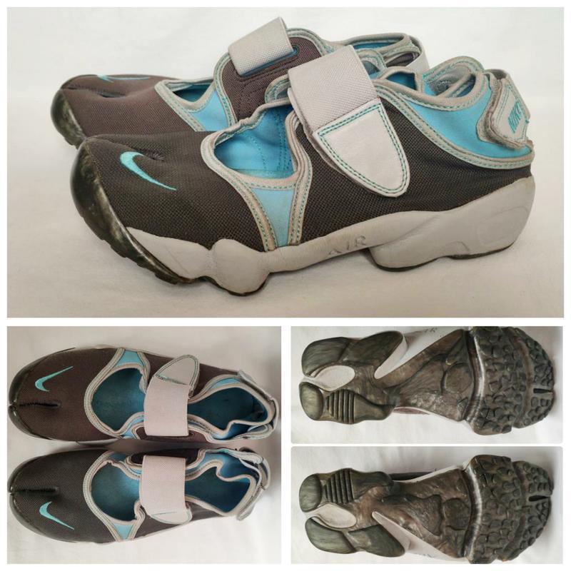 Кроссовки сандалии nike air rift. размер 42