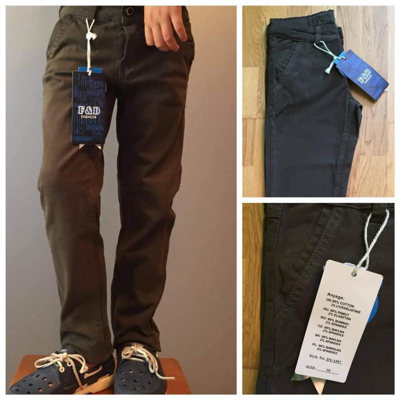 Новинка 2019 🔥 брюки джинси для мальчика
